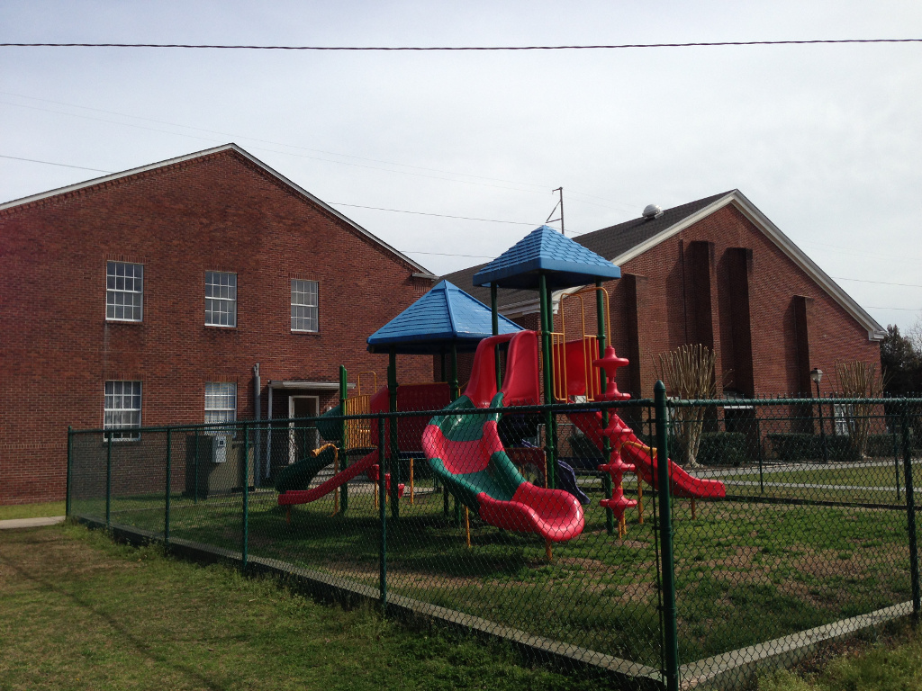 Church Depot | Playground Equipment